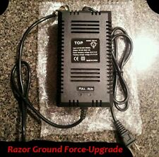 Razor Ground Force Go Kart Drifter Go Kart 24 Volt Scooter Charger 24v Battery