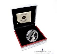 2011 Silver Proof Canada 15 Dollars year of Rabbit Box COA Bullion