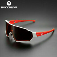 ROCKBROS Men and Women's Polarized Sunglasses Full Frame UV400 Cycling glasses