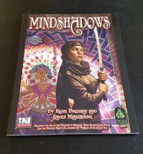 Mindshadows - Mythic Vistas rpg game book d20 System Dungeons & Dragons 3E