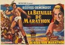 Affiche -  BATAILLE DE MARATHON (la) - 36x56cm