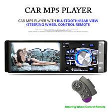 "4.1"" 1DIN HD Autoradio Bluetooth Auto MP5 Player FM AUX USB TF Telecomando 1080P"