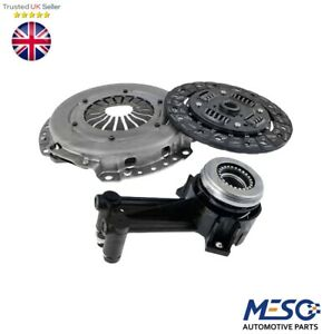 CLUTCH KIT & CSC FITS VAUXHALL VECTRA MK2 1.9 CDTI 2002-2008