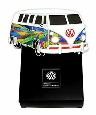 Volkswagen Belt Buckle VW Camper Psychedelic Summer Design Authentic Licensed