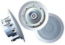Pair New Pyle PWRC61 6.5'' 2-Way In ceiling Stereo Speaker Weather Proof