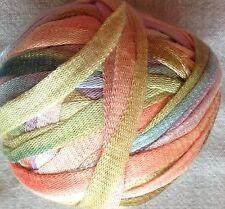 ONE Unused Ball Prism Yarn Diana Color Garden 2oz 55yds USA Made 100% Viscose
