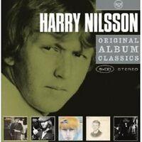 """HARRY NILSSON """"ORIGINAL ALBUM CLASSICS"""" NEU 5 CD"""
