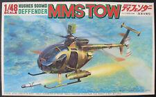 FUJIMI 5a51-Hughes 500md Defender MMS Tow - 1:48 - elicottero KIT-KIT