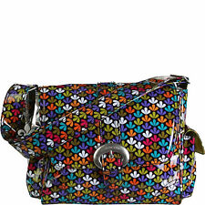 KALENCOM Clover Midi Laminated Buckle Nappy Diaper Bag BRAND NEW