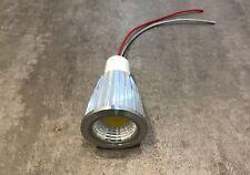 24 Volt LED Spot für Deckenfassungen dimmbar 7 Watt für z.B. Loxone, comexio