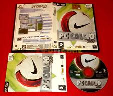 PC CALCIO 2007 Pc Versione Ufficiale Italiana 1ª Edizione ○ COMPLETO
