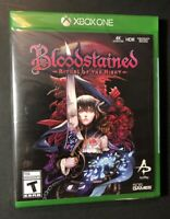 Bloodstained [ Ritual of the Night ] (XBOX ONE) NEW