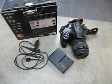Sony a65 avec Objectif 18-55mm (Hors Service)