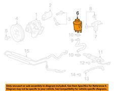 JAGUAR OEM 11-15 XJ-Power Steering Pump Reservoir Tank C2D4377