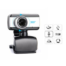 USB 2.0 480P Laptop Webcam Clip-On Webkameras Webcams mit Mic für PC Desktop
