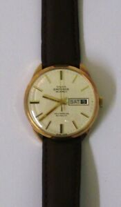 9ct Gold Emperor Automatic - £395