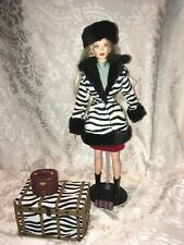 "Elle ""A Walk on the Wild Side"" Collector Series  Dollby Jakks Pacific RARE!"