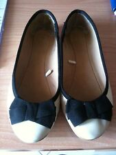 Ballerine con fiocco nero -  Shoes ballerina flat with black bow