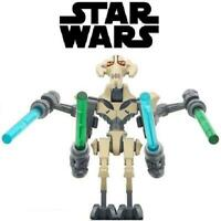 General Grevious Star Wars Custom Minifig Mini Figure Minifigure 122