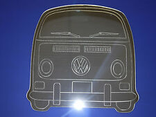 "VW TYPE 2 BAY WINDOW MIRROR 14"" WIDE,A GREAT GIFT FOR SOMEONE WHO HAS EVERYTHING"
