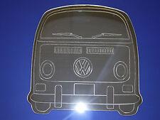 """VW Type 2 Bay Finestrino Specchio 14"""" largo, un grande regalo per qualcuno che ha tutto"""