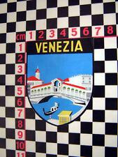 Venice Italy Holiday Sticker - Italian Classic Car Period Detail Decal Adesivo