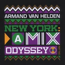 Armand Van Helden-New York: a Mix Odyssey Vol.2: Mixed By Armand Van Helden CD