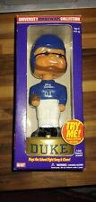 University Bobbleheads Collection: Duke Blue Devils Football