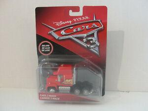 Mattel Disney Pixar Cars Deluxe Cars 3 MACK