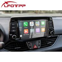 LFOTPP Car Navigation Screen Protector Tempered Glass Film For 2019 Hyundai i30