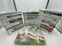 Xbox 360 GAMES ! Some work with Xbox One !! **
