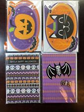 Lot Of 12 American Greetings Halloween Cards With Envelopes ~ New In Package