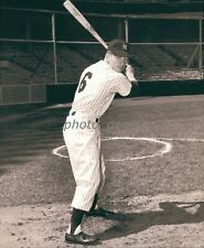 1951 Rookie Mickey Mantle Wears Number 6 High Quality 8x10 Archival Photo