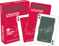 Position of the Day Playing Cards Deck