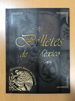 Faboulous Mexico BankNotes Album Billetes Mexico