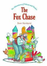 The Fox Chase (The Adventures of Pettson and Findus)-ExLibrary