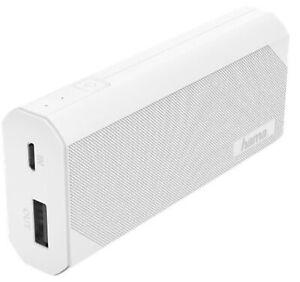 HAMA Power Pack Powerbank 4000mAh APPLE Samsung HUAWEI LG Mobiler Zusatz Akku A4