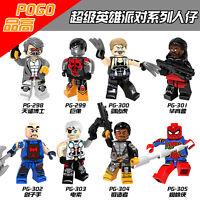 Spielzeug Figur X-Men Marvel's Avengers Super Hero Party Cable 8PCS