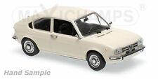 Minichamps 1:43 Alfa Romeo Alfasud - white