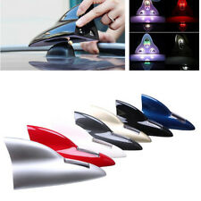 Car Red Shark Fin Aerial Base Unit With Reomote Control Anti-rear End Warning