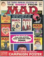 Worst From Mad Magazine Annual 3 1960 VF Wally Wood