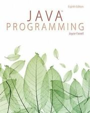 Java Programming: An Introduction to Victimology by Joyce Farrell (Paperback, 20
