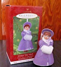 """Hallmark Madame Alexander Little Women Margaret """"Meg"""" March - Collector's Series"""