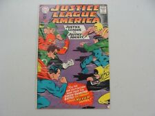 Justice League of America #56 (1967) * 7.5 VF- * DC Comics