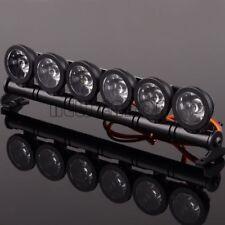 AX-522 Multi Function Ultra White LED Light (6) Bar 5 Modes FOR RC 1/10 1/8 CAR