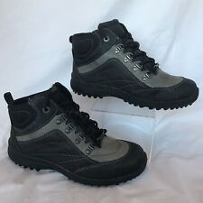 Hotter Leather Embroidery Ladies' Hiking Boots - Size UK 6 water proof