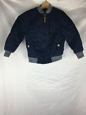 Mossimo Kids Full Zip Blue Jacket SIZE XS/TP 4/5
