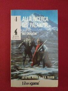 Librogame - ALLA RICERCA DEL PALANTIR - Terra Di Mezzo