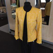 Blazer festlich in moderner gelber Farbe, NEU, Größe 40