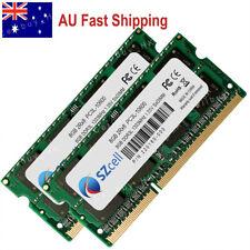 AU New 16GB 2x8GB PC3-10600 DDR3L-1333MHz 204Pin Unbuffered SODIMM Laptop Memory